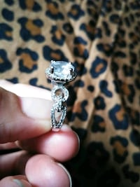 White gold ring silver  Hollywood, 33020