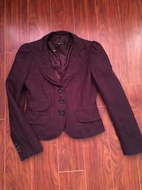 Two Brand new women blazers Brand: Sandra Angelozzi Size: Small $30 each or 2 for $50