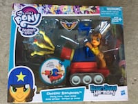 My Little Pony Guardians Of Harmony - Cheese Sandwich Party Tank Toy  Ajax, L1T 1T8