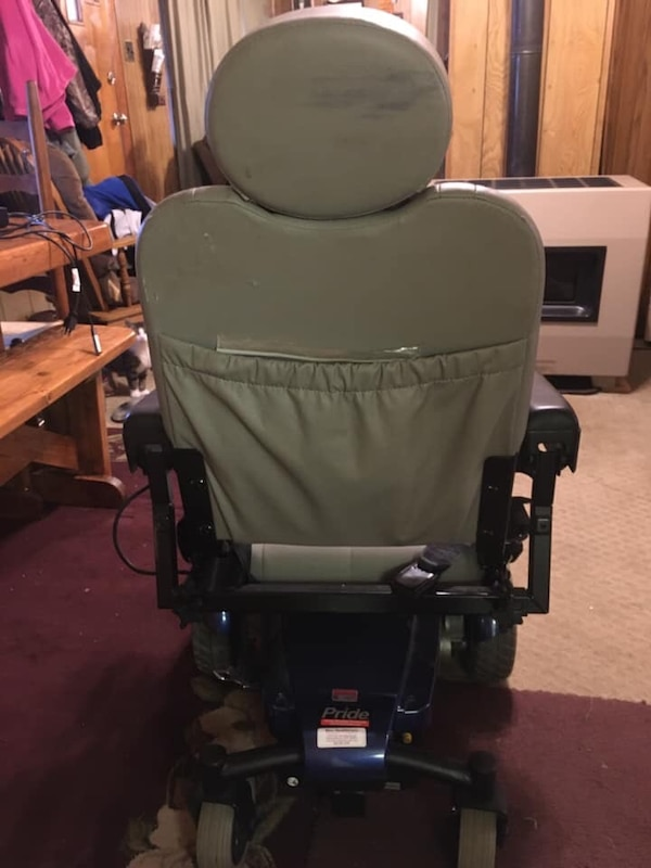 Powered chair 2