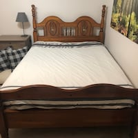 Queen Bed Mississauga, L5L 1B4