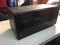 black General Electric microwave Whittier, 90604