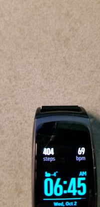 Samsung Gear Fit2 **CLEAROUT PRICE** Calgary, T2B 3C1