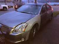 2005 Nissan Maxima for parts