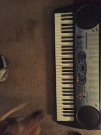 Keyboard (includes stand) Fayetteville, 30214
