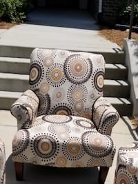 Large Accent Chair Only