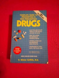 DRUGS reference book