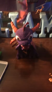 purple and red monster plush toy South Huntingdon, 15698