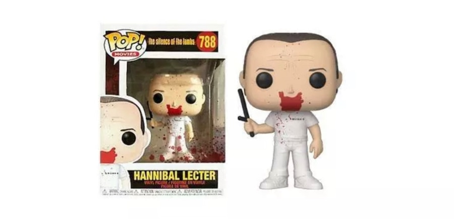 Vinyl Silence of the Lambs Hannibal-Pop Vinyl Pop