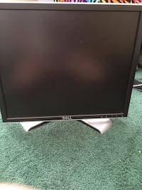 black Dell flat screen computer monitor Sterling, 20164