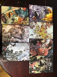 Fables: Deluxe hard cover edition graphic novel (Vol 1-7)