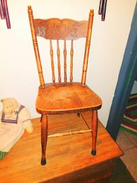 wooden childs old sunday school chair Hagerstown, 21740