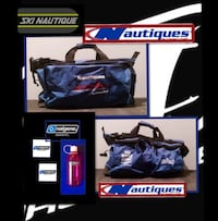 NAUTIQUES WATER SKI BAG WITH FREE H2O BOTTLE Happy Valley, 97086