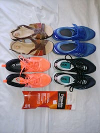 9 1/2 Tennis Shoes and size 9 or10 Sandel St. Cloud, 56301
