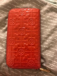 Red Tory Burch long wallet Los Angeles, 91324