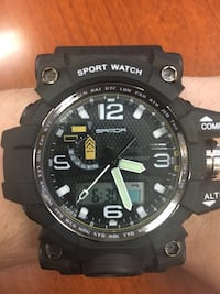 Samor Watch with compass and altimeter brand new 429 mi