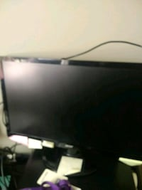 black flat screen computer monitor Wake Forest, 27587