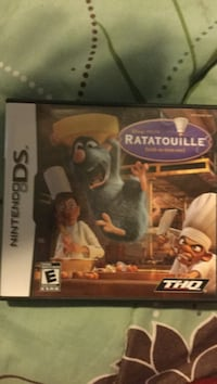 Nintendo DS Rattaouille game case Aylmer, N5H 2G9