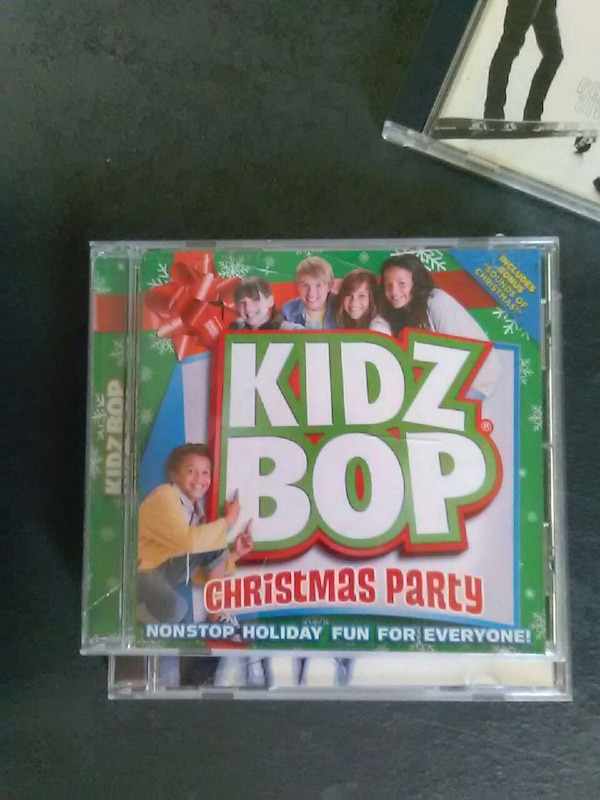 Used KIDZ BOP Christmas Party music album for sale in Overland Park ...