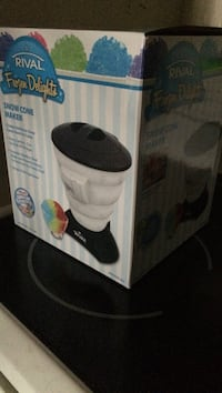 Rival Frozen Delights electric Snow cone maker Lansing, 48912