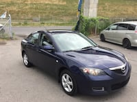 2009 Mazda Mazda3 GS AUTOMATIQUE/AUX/MAGS MONTREAL