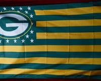 Green Bay Packers flag Bakersfield