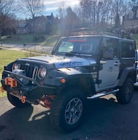 Jeep - Wrangler - 2007 Clifton, 20124