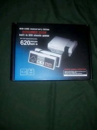 NINTENDO MINI CLONE WITH 550 games. $65 Broomfield, 80021