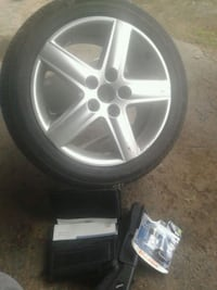 EAGLE RS A RADIAL TIRE & RIM NEW Brownsville, N0L 1C0