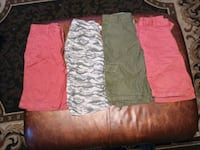 4 boys shorts size 8 children's place  Baltimore, 21224