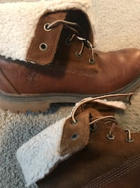 Woman's timberland boots  Beaumont, T4X