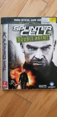 Splinter Cell: Double Agent (Prima Official Guide)