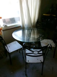 dining table and chairs Victoria, V8T 1E7