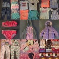 3T assorted clothes 323 mi
