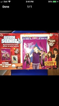 Camp Rock Musical Doorway Poster  Mississauga, L5E 3K5