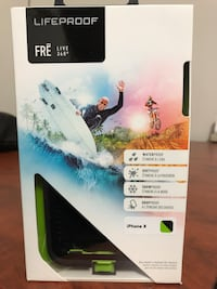 Lifeproof fre case for iPhone X  Mississauga, L5M 5J3