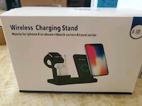 3 in 1 charging stand for apple Vancouver, V5P 1J2