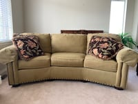 3-seat sofa, Woodley's Highlands Ranch, 80126