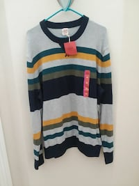 Brand New XXL Mossimo Casual Sweater