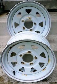 Tire Rims for Trailer