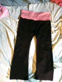 black and pink sweat pants Dearborn Heights, 48127