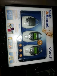 Safe and Sound Vtech device -NEW Vaughan, L6A 4B6
