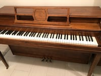 Vose and sons piano London