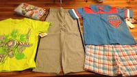 New size 4 boy clothes Minneapolis, 55411