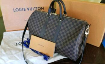 Louis Vuitton Keepall 45 Bandouliere