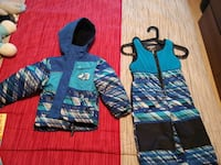 Oshkosh snow suit (3 years old)  Toronto, M9P 0A1