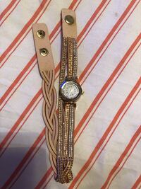 Wrap bracelet watch 714 mi