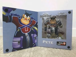 Kingdom hearts Disney Pete action figure