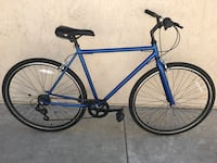 The Realm Men's 7 Speed Road City Bike Bicycle Cypress, 90630
