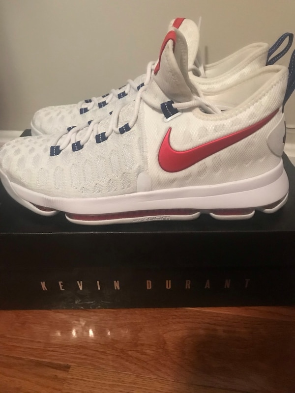 official photos 2912f fded6 Nike Zoom KD 9 (USA)